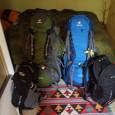 Nous partons avec un sac à dos de voyage et un sac à dos pour tous les jours: Romain : 60l + 15l : environ 16kg Marie : 60l + […]