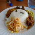 Le repas traditionnel, rice & curry      Pique-nique de chambre, salade de pois chiche et hoppers a l'œuf  Petits dejeuners     Petit […]